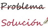 problema solucion
